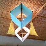Chambre - Les Cerfs-volants - Plafonnier cerf-volant