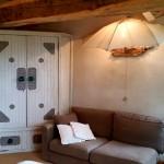 Chambre - Les Cerfs-volants - Sofa et Armoire