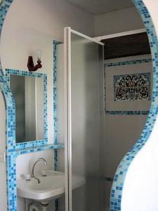 Chambre - Le Nid - La salle d'eau