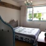 Chambre - Le Nid - Le lit double