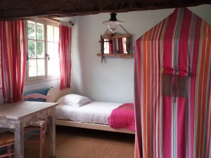 Chambre - La Plage - Cabine de plage