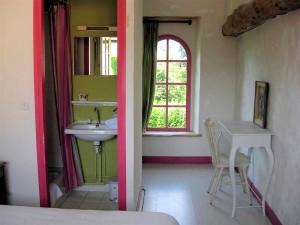 Chambre - Le Verger - Décoration colorée