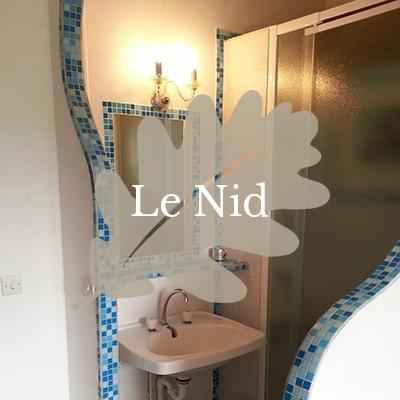 Chambre - Le Nid