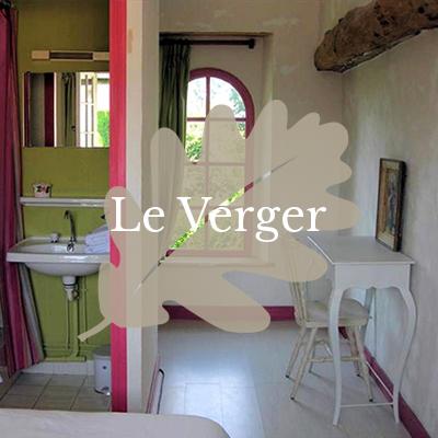 Chambre - Le Verger